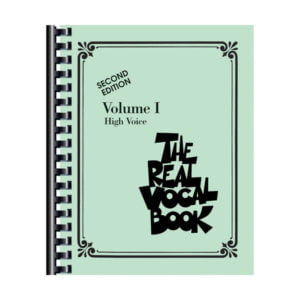 The Real Vocal Book | High Voice | Vol. 1