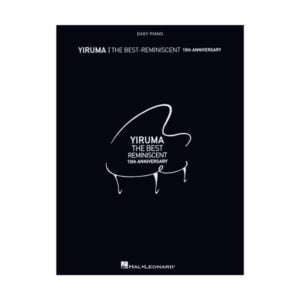 Yiruma – The Best: Reminiscent   Easy Piano
