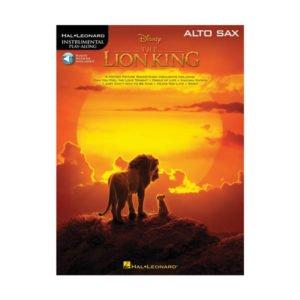 The Lion King | Altsaxofon