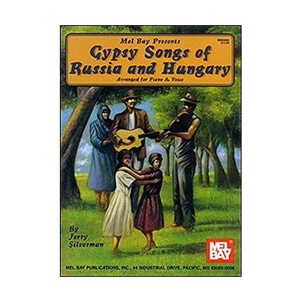Gypsy Songs Of Russia & Hungary