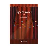 Operakörer 2 | Blandad kör och piano