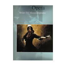 Opera - Arias for Mezzosoprano