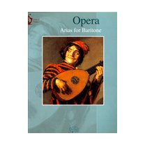 Opera - Arias for Baritone