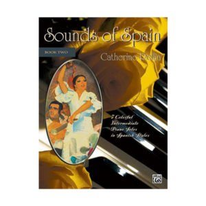 Sounds Of Spain 2 | Piano