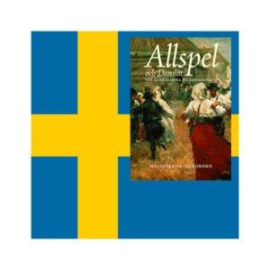 Folkmusik från Sverige