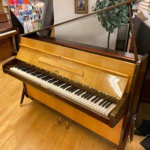 Piano Sauter | Lönn/Valnöt