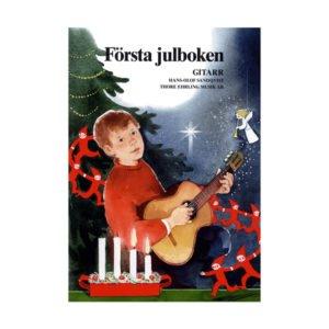 Första julboken - gitarr