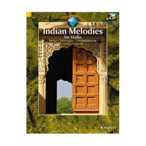 Indian Melodies for Violin