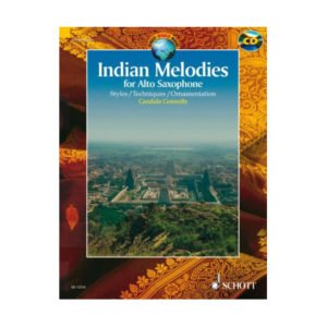 Indian Melodies for Alto Saxophone