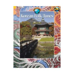 Korean Folk Tunes for Violin