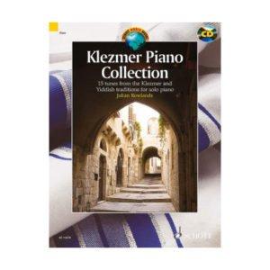 Klezmer Piano Collection
