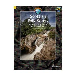 Scottish Folk Songs | Sång & Piano