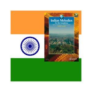 Musik från Indien