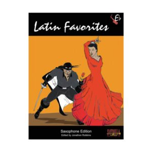 Latin Favourites For Alto Sax