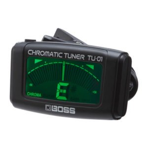 Boss Chromatic Clip-On | TU-01