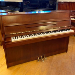 Piano Yamaha M1J | Satinerad mahogny