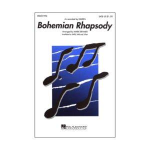 Bohemian Rhapsody | SATB
