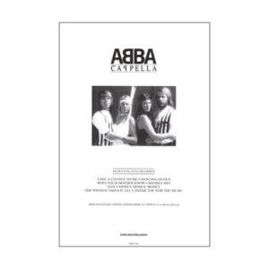 Abba cappella | SATB
