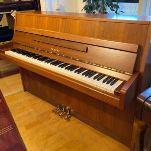 Piano Yamaha M5J | Satinerad valnöt