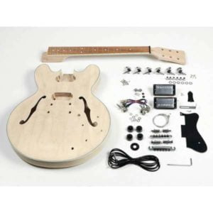 Boston ES-45 | Archtop DIY Kit