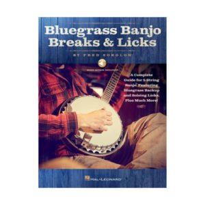 Bluegrass Banjo Breaks & Licks