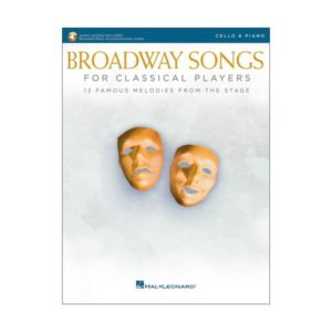 Broadway Songs for Classical Players | Cello & Piano