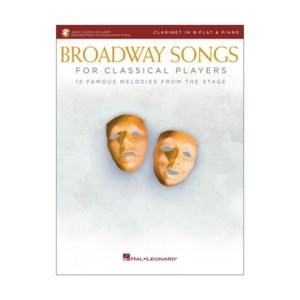Broadway Songs for Classical Players | Klarinett & Piano