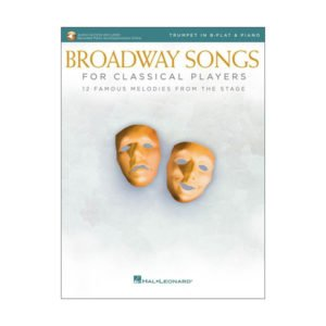 Broadway Songs for Classical Players | Trumpet & Piano