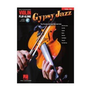 Gypsy Jazz | Violin Play Along