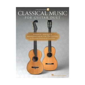 Classical Music for Guitar Duet