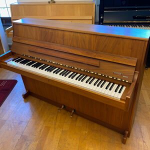 Piano Malmsjö Miljö | Satinerad valnöt