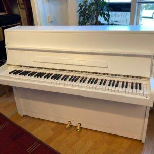 Piano Nordiska Futura | Vitt sidenmatt