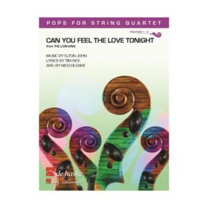 Can You Feel the Love Tonight | Stråkkvartett