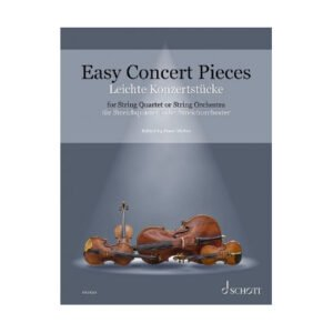 Easy Concert Pieces | Stråkorkester