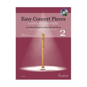 Easy Concert Pieces 2 | Sopranblockflöjt
