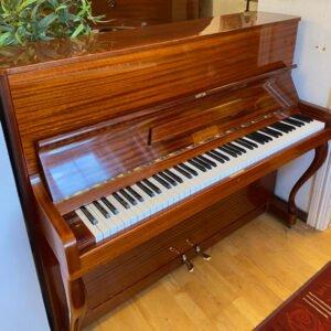 Piano Nylund & Son mod. 118 | Polerad mahogny