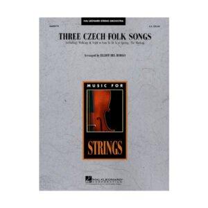 Three Czech Folk Songs