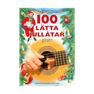 100 lätta jullåtar - gitarr