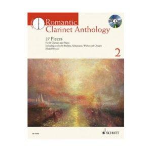 Romantic Clarinet Anthology 2