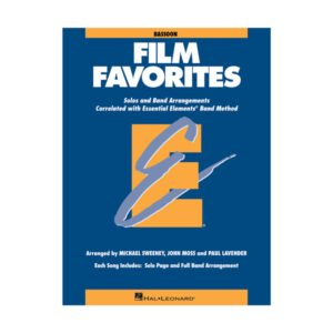Essential Elements - Film Favorites | Bassoon