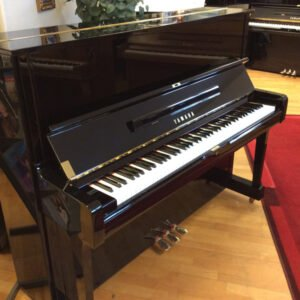 Piano Yamaha U1 | Polerad svart