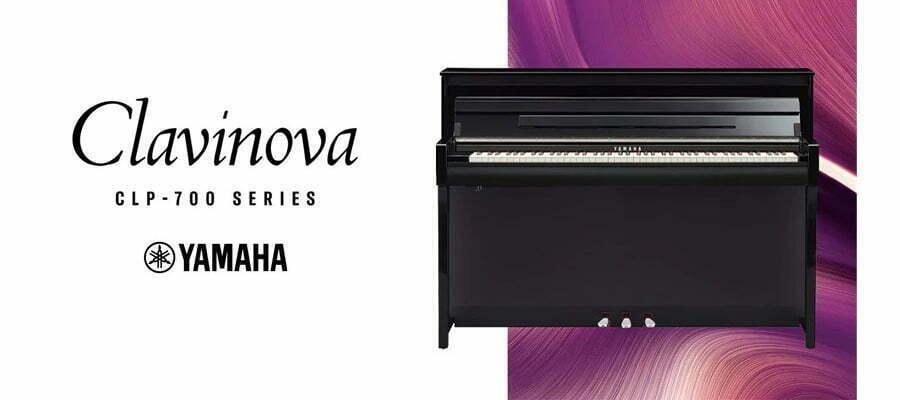 Yamaha Clavinova 700-Serien