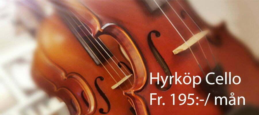 Hyrköp Cello