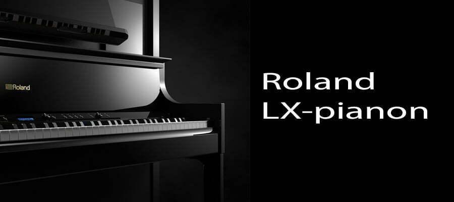 Roland LX pianon