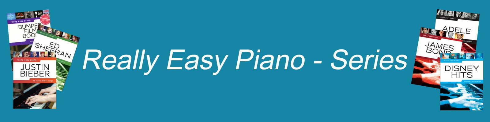 Really Easy Piano Series