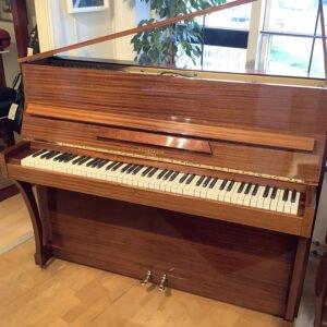Piano Nylund & Son modell 112 | Polerad mahogny