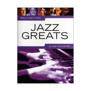 Really Easy Piano | Jazz Greats