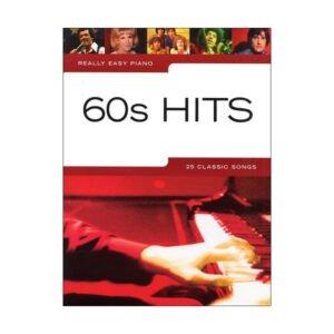 Really Easy Piano | 60s Hits