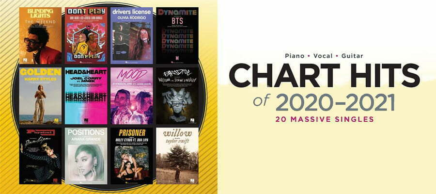 Chart Hits 2020-2021