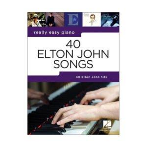 Really Easy Piano | 40 Elton John Songs